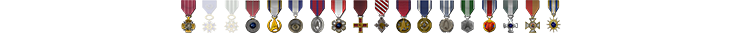 Dentari Medals