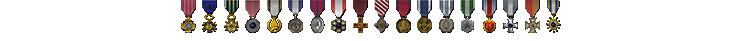 MinnowRaydor Medals