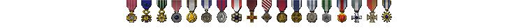 SaraiGreda Medals