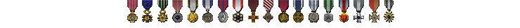 Scarlett Medals